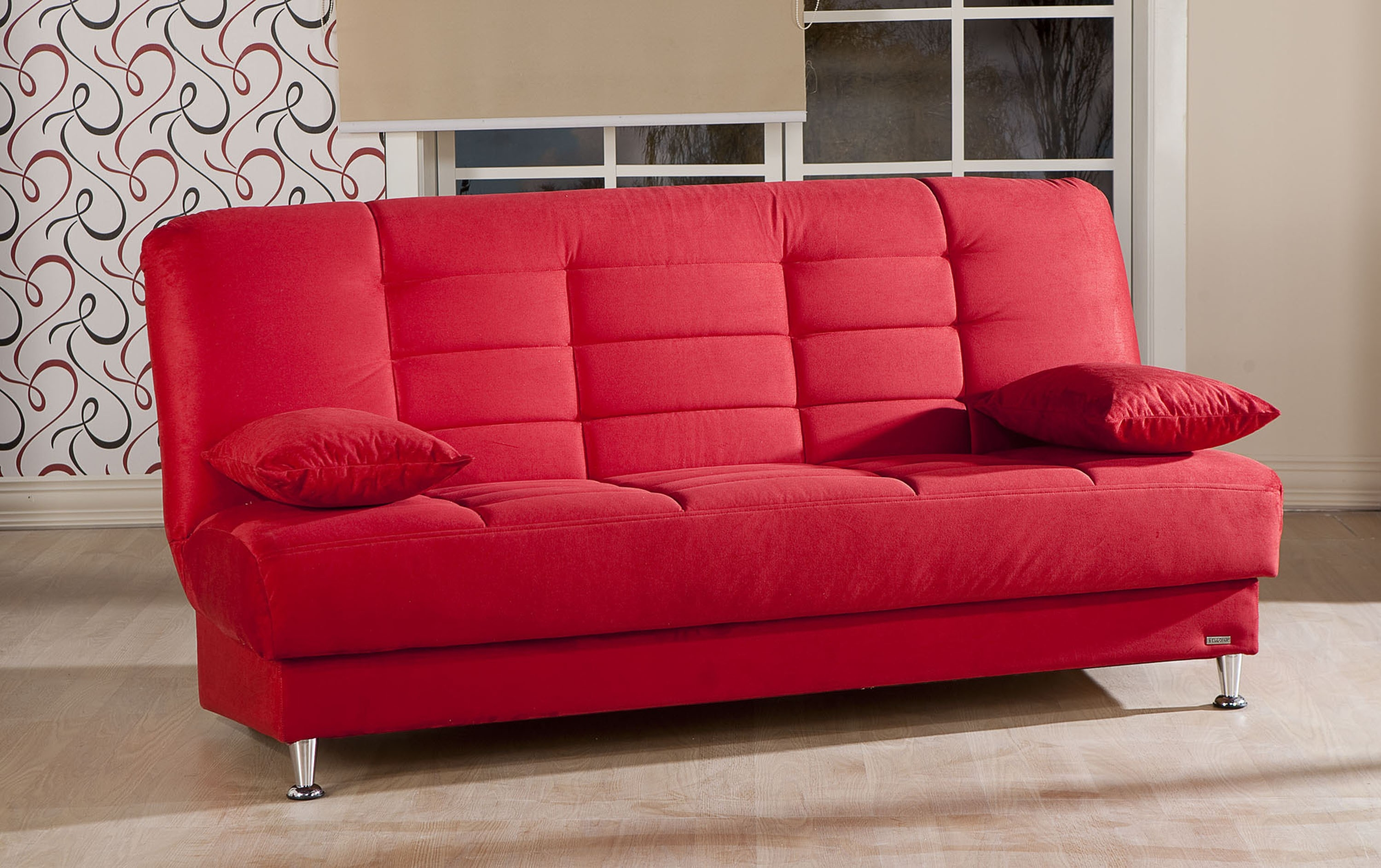 Sofas Luxury Your Living Room Sofas Design With Red Sectional With Regard To Red Sofa Chairs (Image 15 of 15)