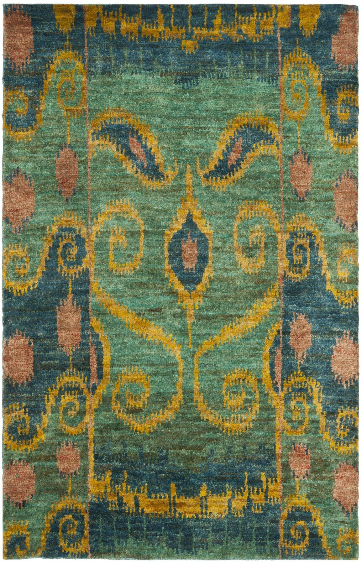 Soft Natural Fiber Rugs Bohemian Collection Safavieh Intended For Bohemian Rugs (Image 14 of 15)
