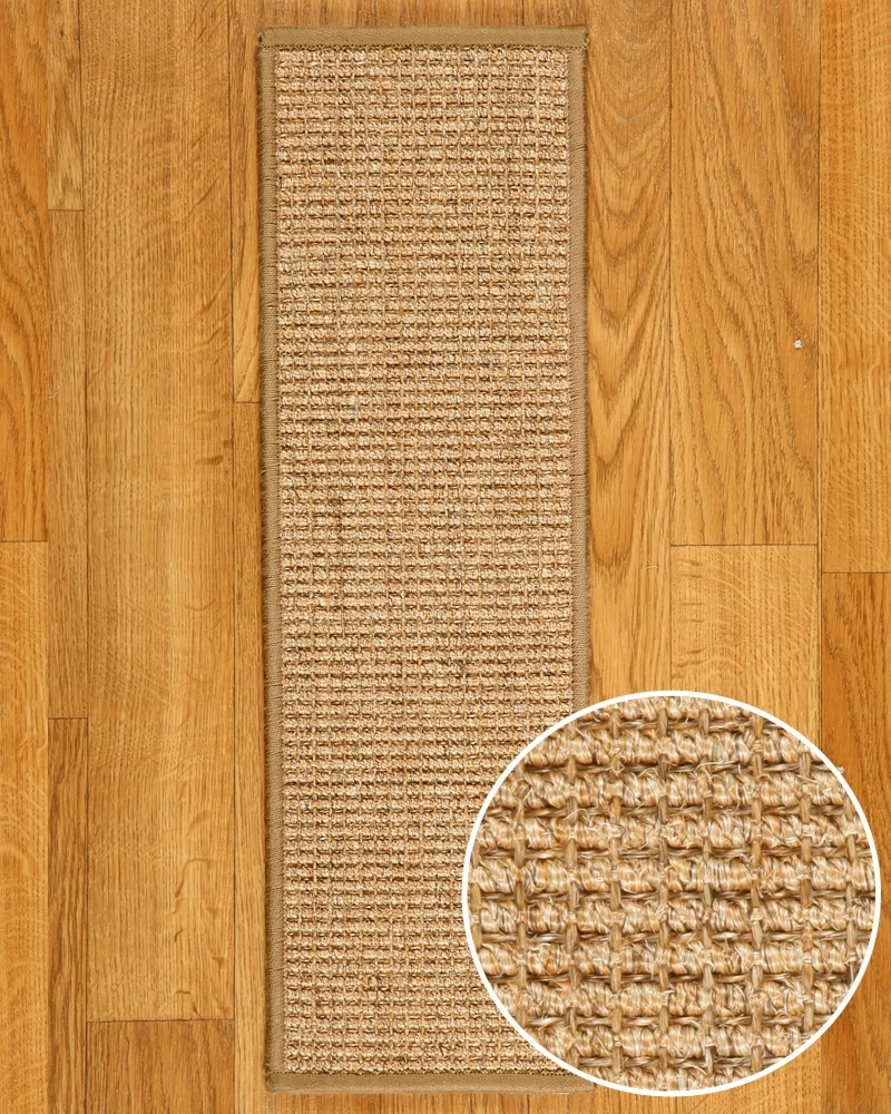 Soho Carpet Stair Treads Natural Home Rugs Natural Home Rugs In Natural Stair Tread Rugs (Image 11 of 15)