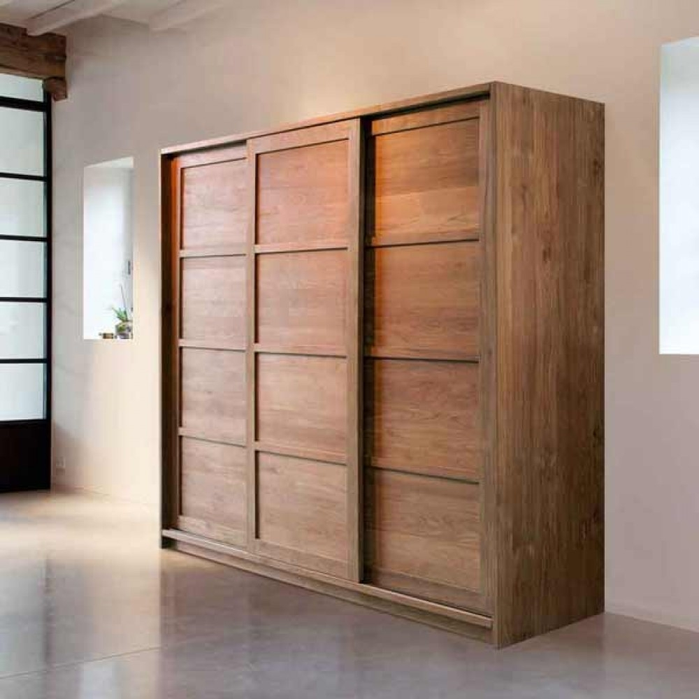 Featured Image of Solid Wood Built In Wardrobes