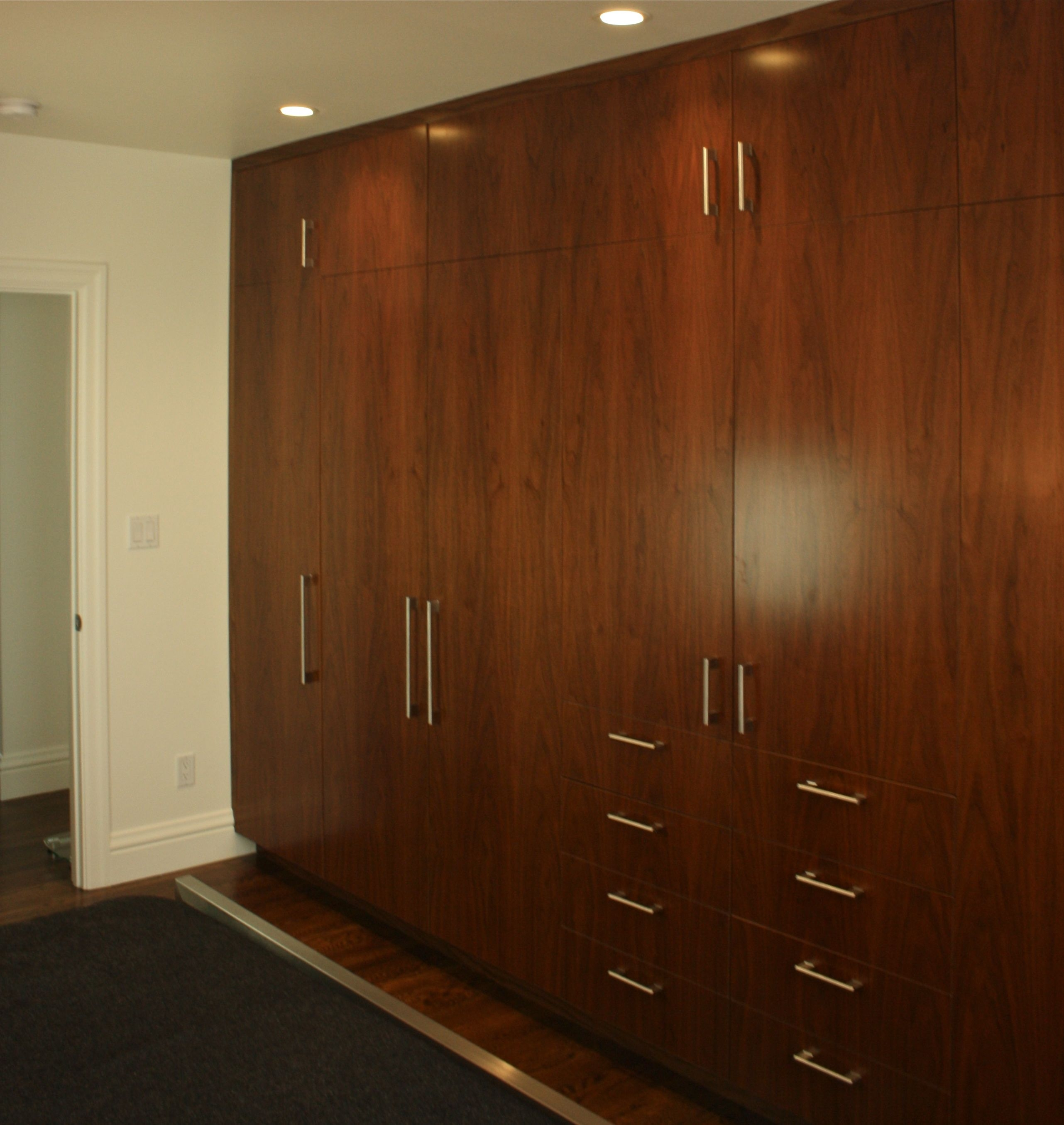 Solid Wood Wardrobe Closet Roselawnlutheran Pertaining To Solid Wood Built In Wardrobes (Image 13 of 15)