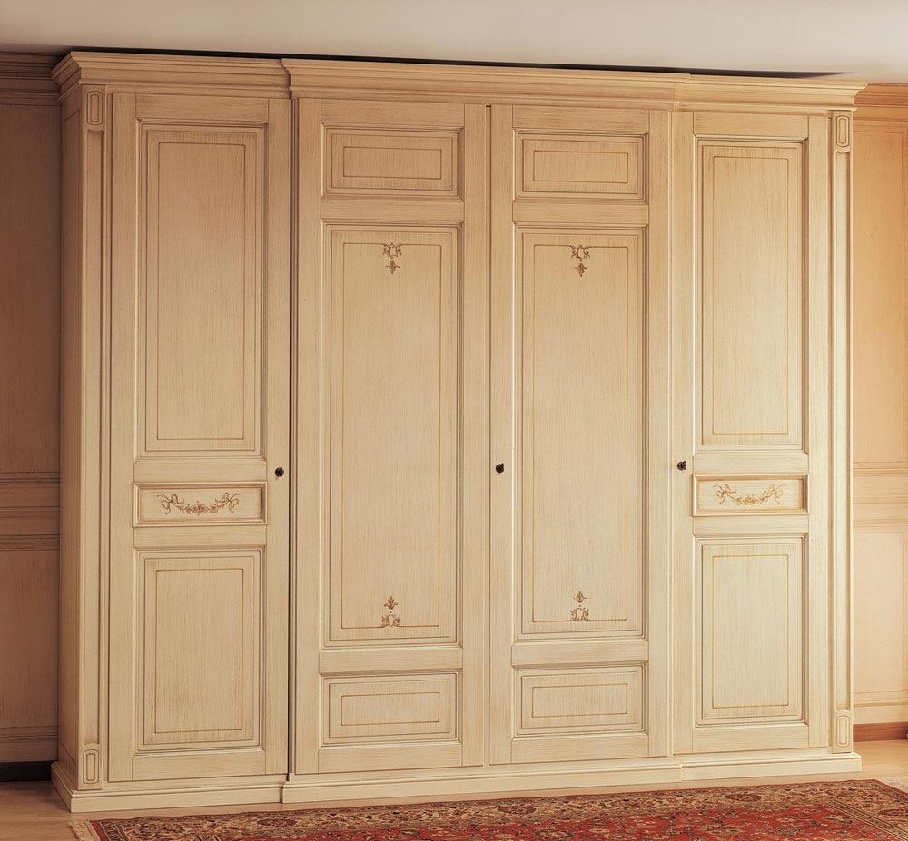 Solid Wood Wardrobe Closet Roselawnlutheran Throughout Solid Wood Wardrobe Closets (View 2 of 25)