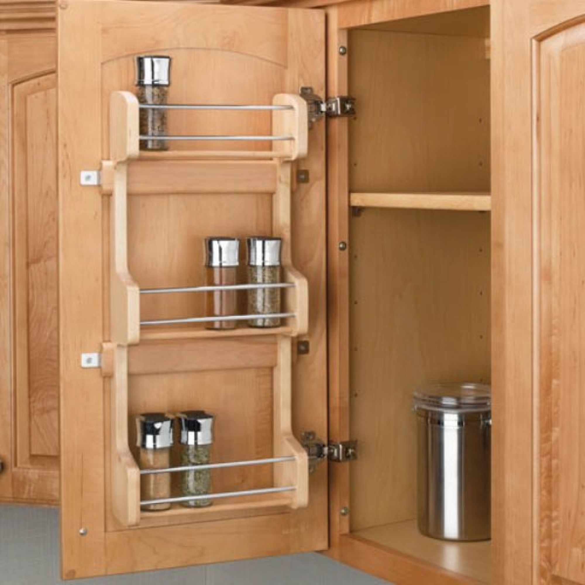 Spice Organizer For Cabinet Door Best Home Furniture Decoration With Cupboard Organizers (Image 22 of 25)