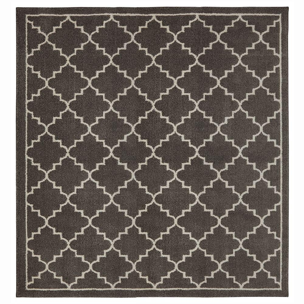 Square Area Rugs 55 Roselawnlutheran Pertaining To Square Rugs 6×6 (Photo 8 of 15)