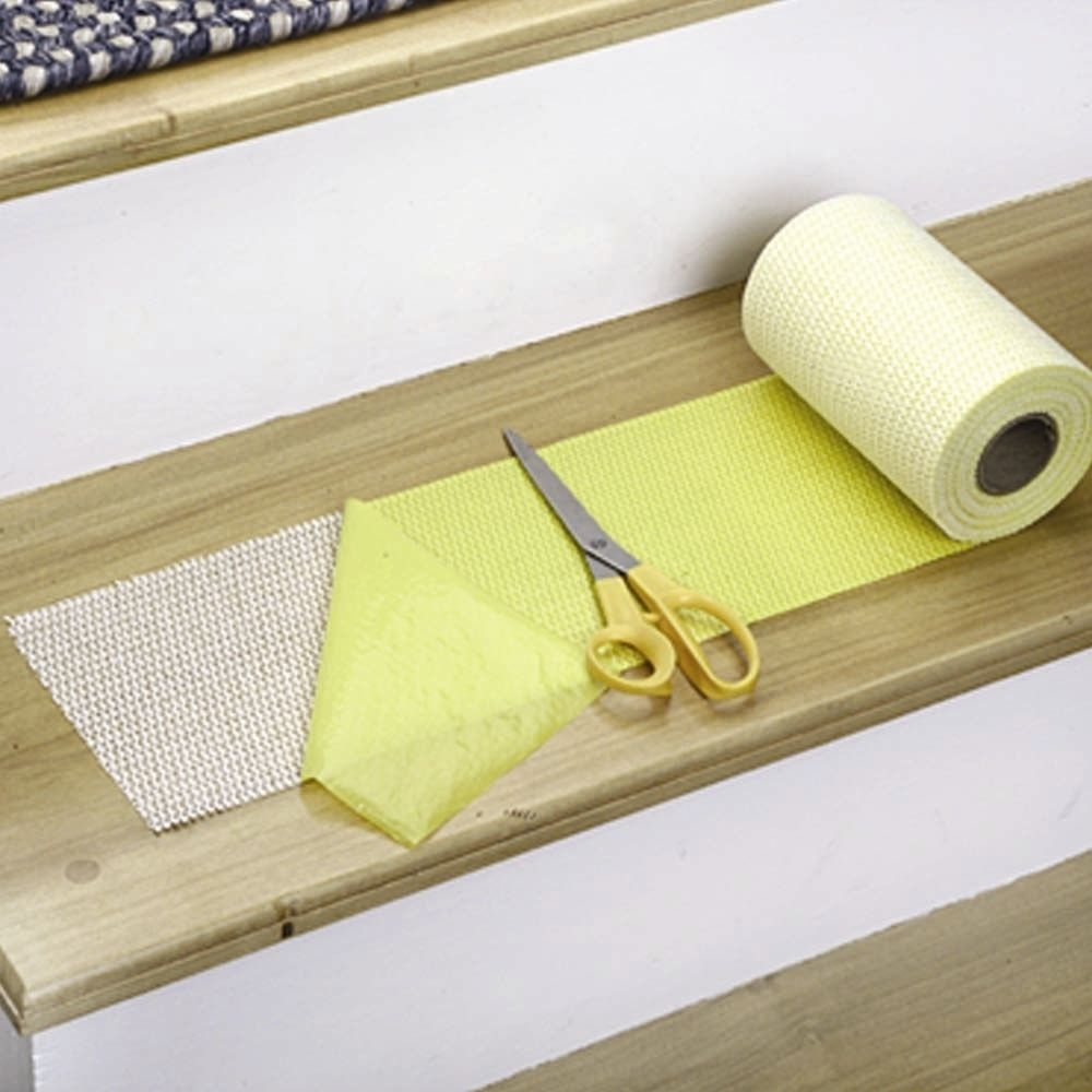 Stair Tread And Rug Installation Kit Shopping Accent Rugs And Intended For Stair Tread Rug Holders (Image 9 of 15)