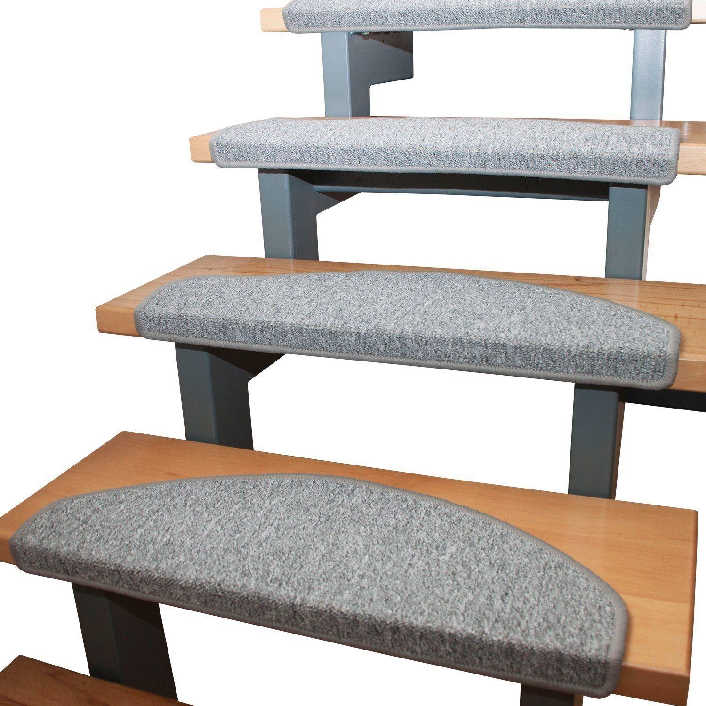 Stair Tread Carpet Zamora Carpet Stair Treads Set Of 13 W Landing In Non Slip Carpet Stair Treads Indoor (Image 13 of 15)