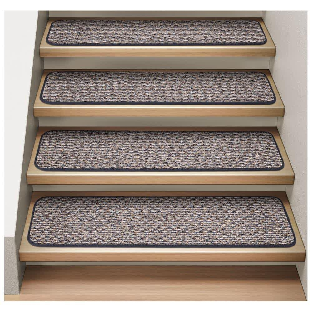 Stair Treads Decorative Rubber Best Stair Treads Decorative Within Decorative Stair Treads (Image 13 of 15)