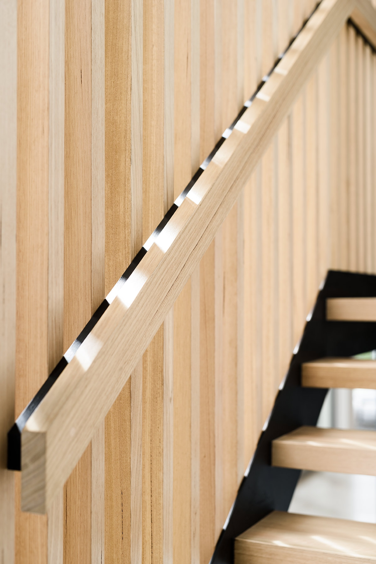 Stair Treads Victorian Ash Balustrade Feature With Regard To Contemporary Stair Treads (Image 13 of 15)