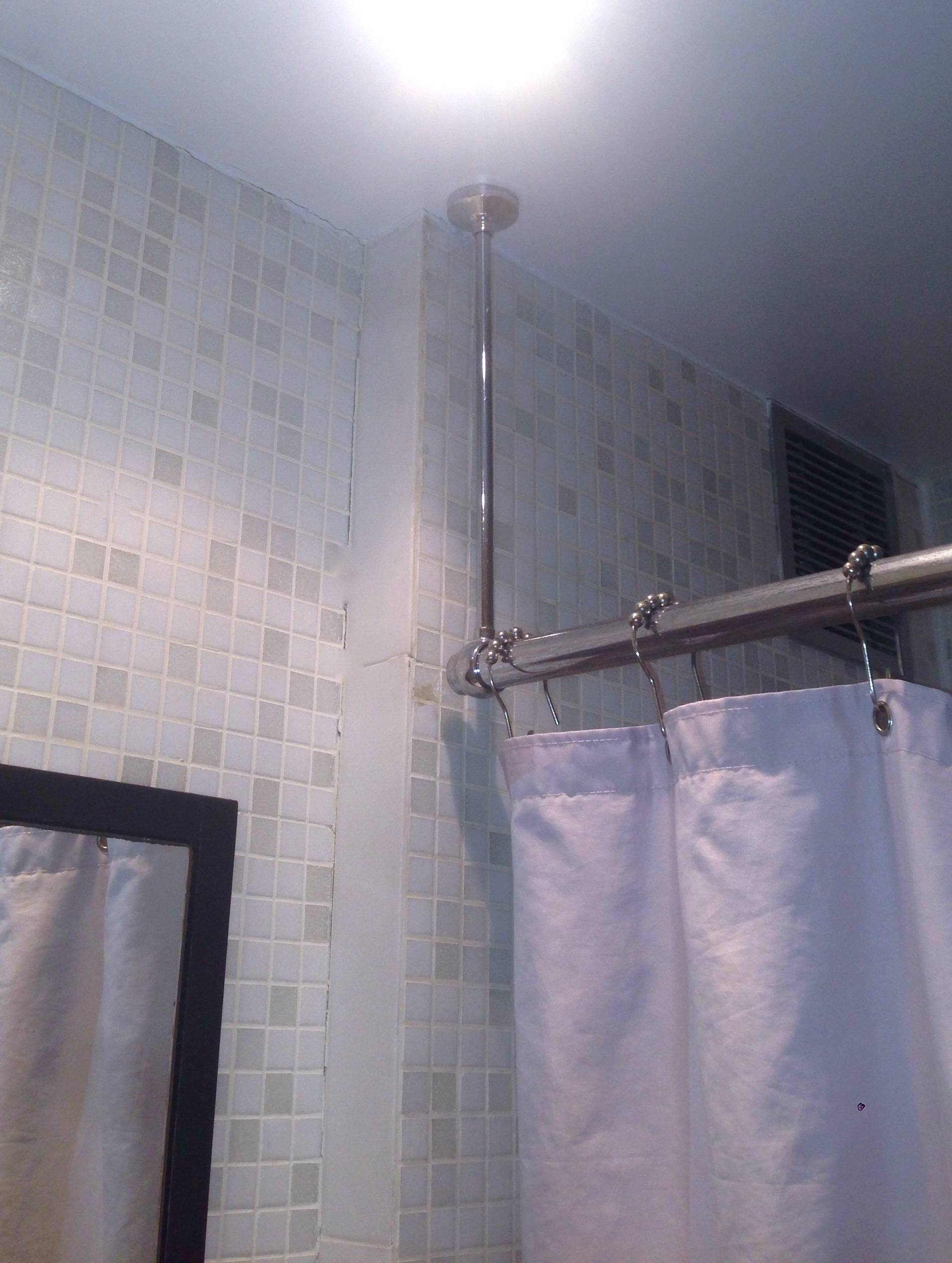 Featured Image of Shower Curtain Wall Mounts