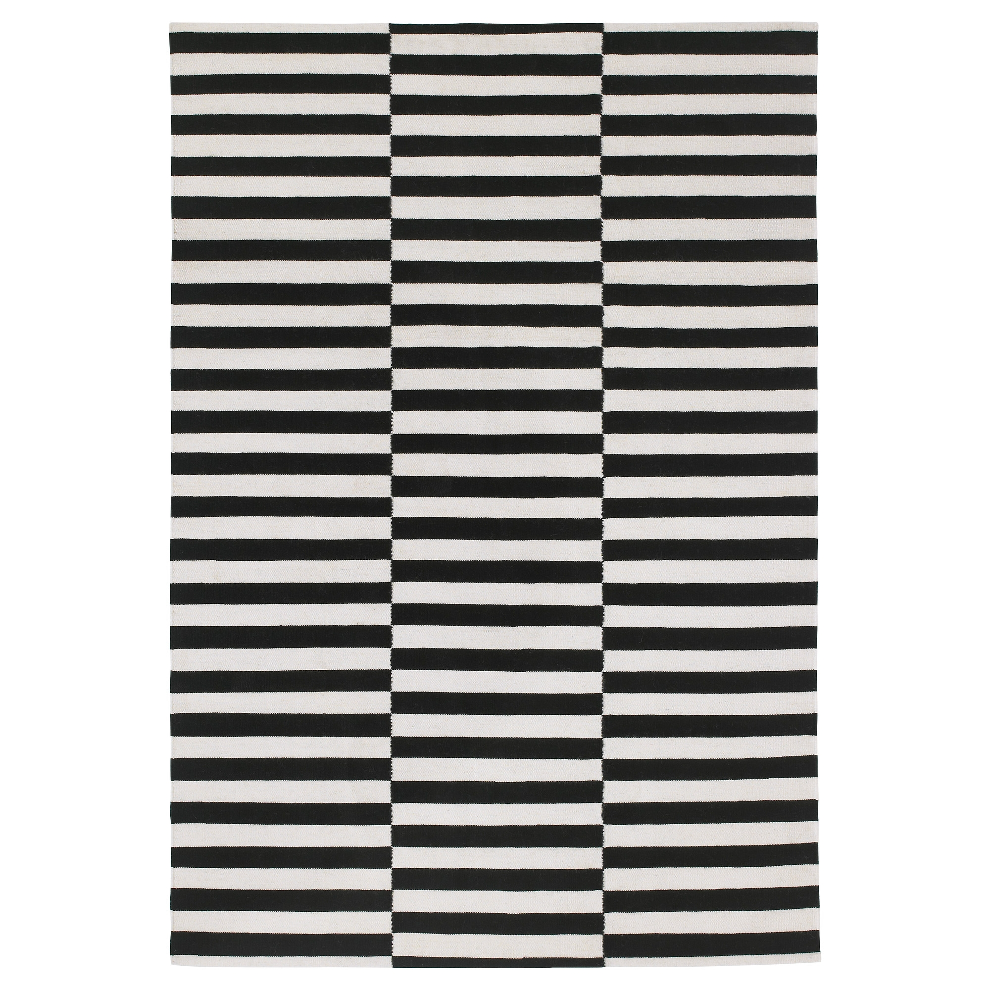 Stockholm Rug Flatwoven 5 7 X7 10 Ikea Regarding Striped Mats (Image 11 of 15)