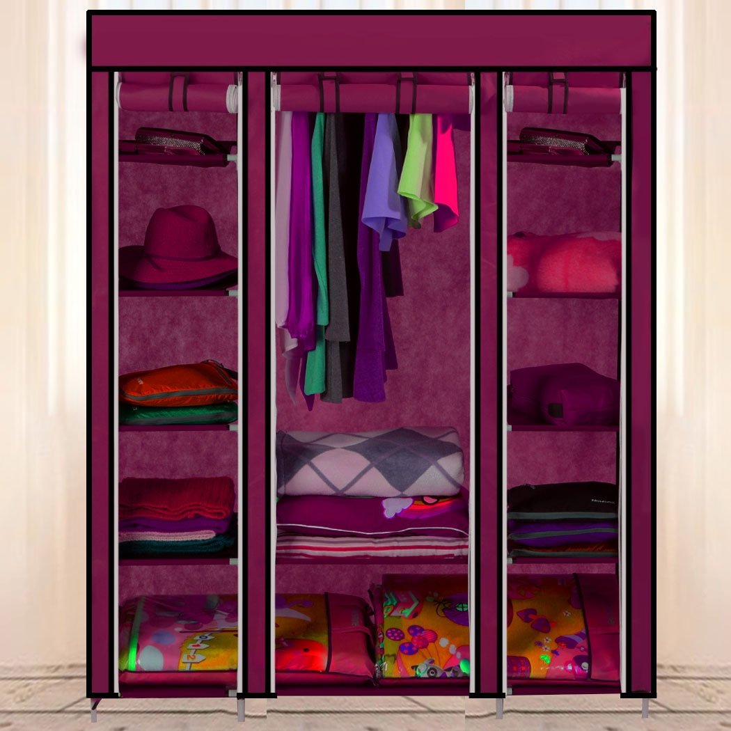 Storage For Clothes Clothes Storage Systems Furniture Stunning With Mobile Wardrobe Cabinets (Image 19 of 25)