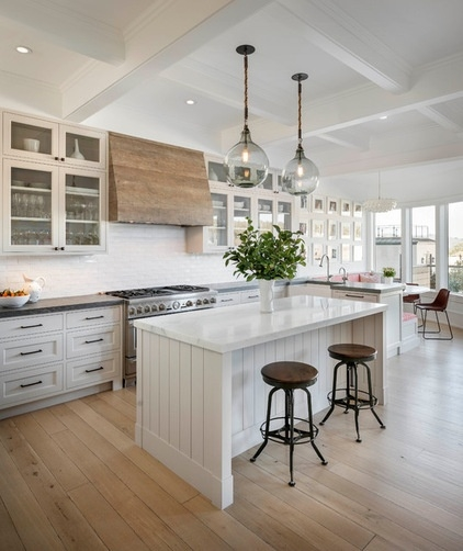 Stunning Brand New Glass Jug Pendant Lights In Source List 20 Pendants That Illuminate The Kitchen Island (View 8 of 25)
