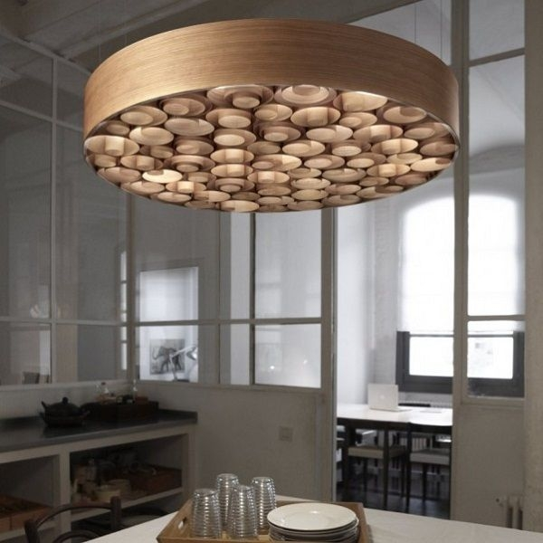 Stunning Brand New Oversized Drum Pendant Lights Intended For 27 Best Lighting Images On Pinterest (Image 22 of 25)