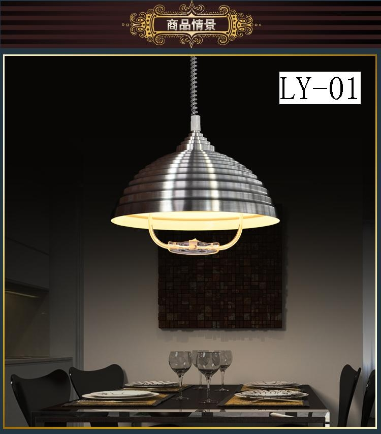 Stunning Brand New Retractable Pendant Lights Pertaining To Lamp Colors Picture More Detailed Picture About Pendant Lamp (Image 21 of 25)