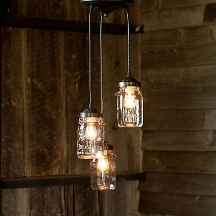 Stunning Common Mason Jar Pendant Lights In Plain Jar Pendant Lighting Image Of Mason Light Lamp  (Image 24 of 25)