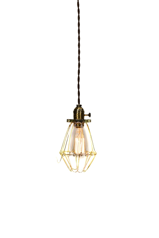 Stunning Deluxe Industrial Bare Bulb Pendant Lights Within 54 Vintage Pendant Lighting Vintage Metal Pendant Lampshade (Image 22 of 25)