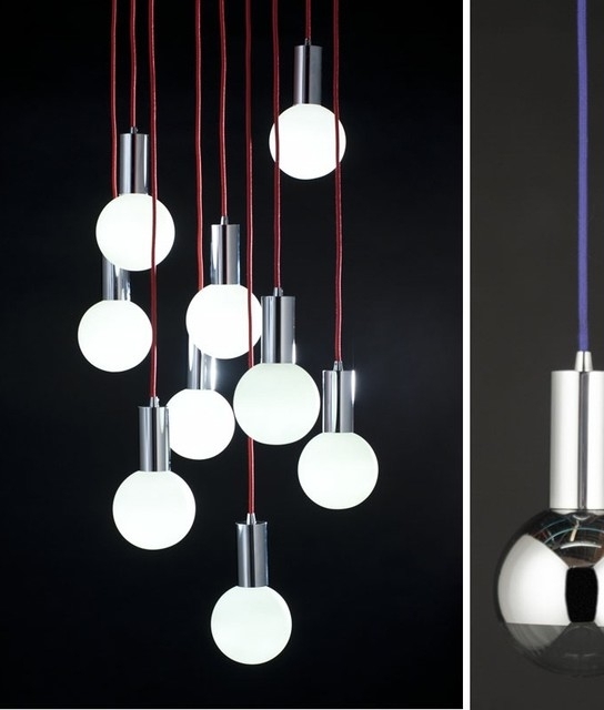 Stunning Deluxe Led Pendant Lights With Led Light Design Led Hanging Lights For Outdoors Chandeliers (Image 22 of 25)