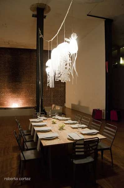 Stunning Famous Jellyfish Inspired Pendant Lights In Unique Lighting Fixtures Inspired Jellyfish From Roxy Russell (View 19 of 25)