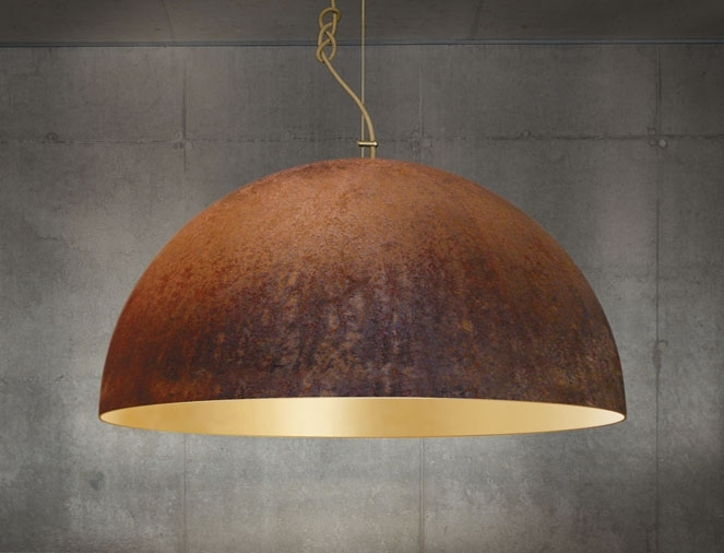 Stunning Famous Large Dome Pendant Lights Throughout Big Dome Pendant Lights Dome Lights (View 11 of 25)