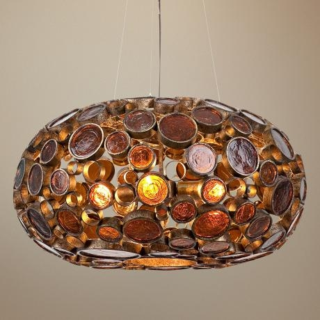 Stunning Famous Reclaimed Pendant Lighting With Varaluz Fascination Recycled Kolorado Five Light Linear Pendant (Image 23 of 25)