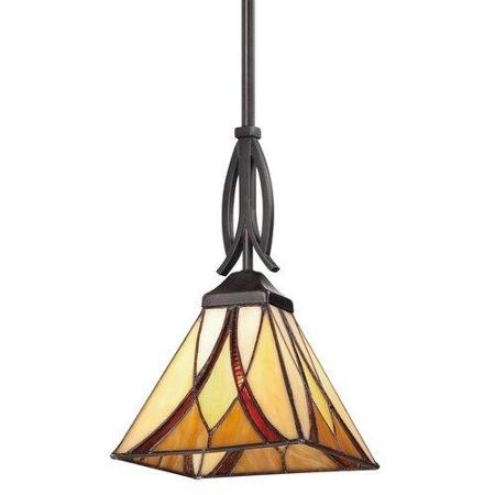 Featured Image of Stained Glass Mini Pendant Lights