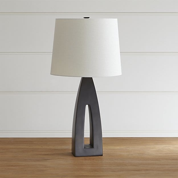 Stunning Favorite Crate & Barrel Lighting For Sylvan Table Lamp Crate And Barrel (Image 21 of 25)