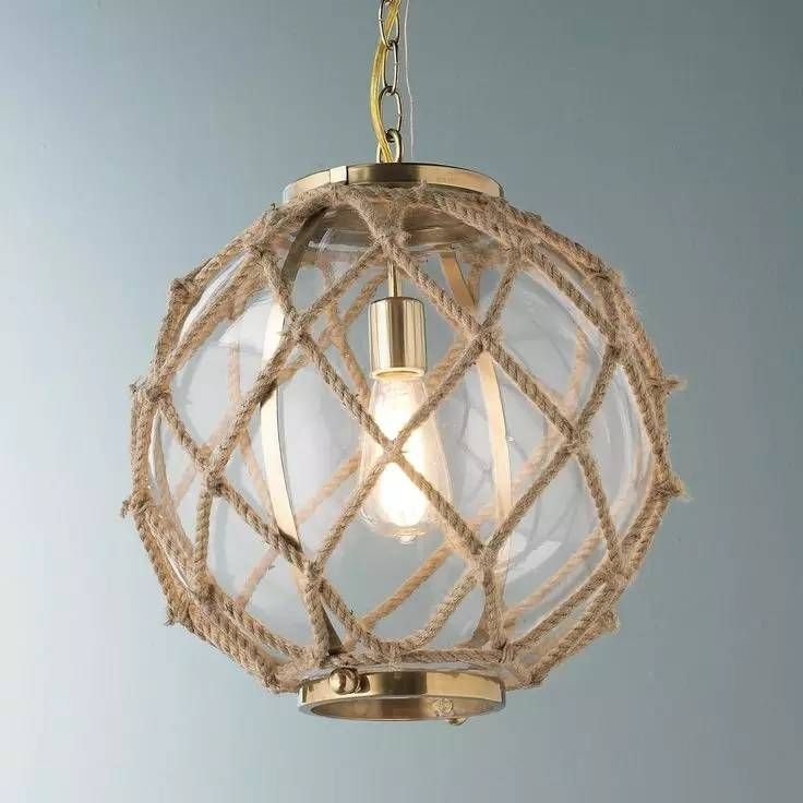 Stunning New Beachy Pendant Lighting Intended For Best 25 Beach House Lighting Ideas On Pinterest Beach House (Image 23 of 25)