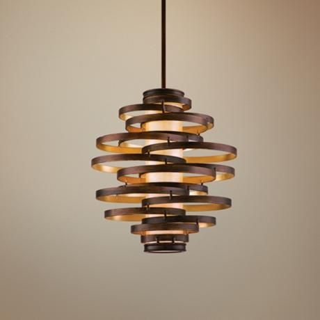 Stunning New Corbett Vertigo Medium Pendant Lights Pertaining To 104 Best Pendant Lighting Images On Pinterest (View 2 of 25)