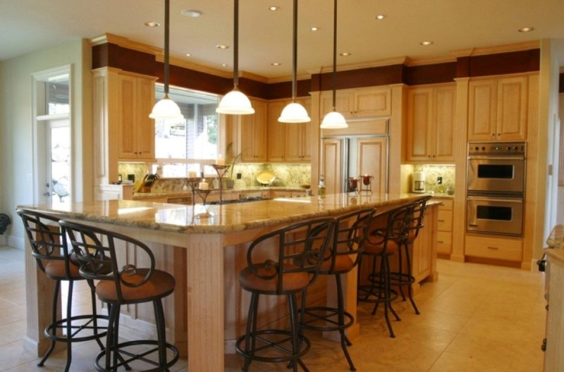 Stunning New Jcpenney Pendant Lighting Pertaining To Kitchen Lightings How Many Pendant Lights Over Kitchen Island (View 13 of 25)