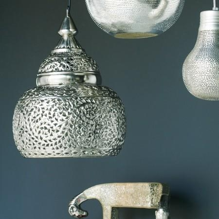 Stunning New Punched Metal Pendant Lights Inside Punched Metal Pendant Light (Image 25 of 25)