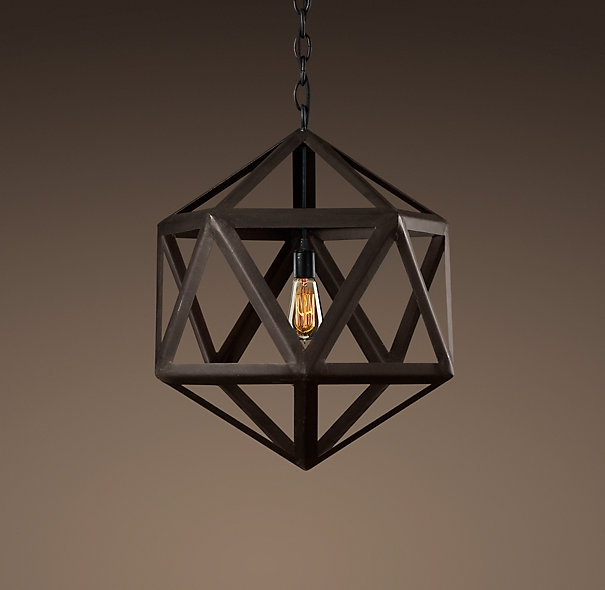 Stunning Popular Dodecahedron Pendant Lights In Wish List Wednesdays (Image 22 of 25)