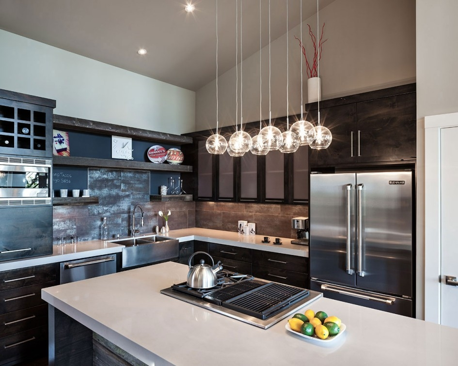 Stunning Popular Pendant Lamps For Kitchen Within Simple Pendant Lights For Kitchen Island Design Of Pendant (View 21 of 25)