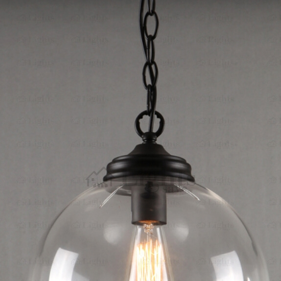 Stunning Preferred Blown Glass Mini Pendant Lights Intended For Blown Glass Black Hardware Fixture Mini Pendant Lights (Image 23 of 25)
