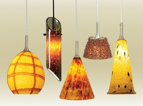 Stunning Preferred Brown Glass Pendant Lights Inside Amber Glass Pendant Lights Ideas Myarchipress (Image 23 of 25)