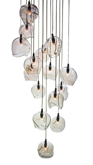 Stunning Preferred Cluster Glass Pendant Light Fixtures Throughout Best 20 Cluster Pendant Light Ideas On Pinterest Cluster Lights (Image 22 of 25)