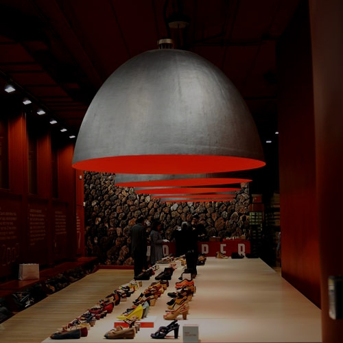Stunning Preferred Large Dome Pendant Lights Within Xxl Dome Pendant Lamp Ingo Maurer Xxl Dome Lamp Stardust (View 8 of 25)