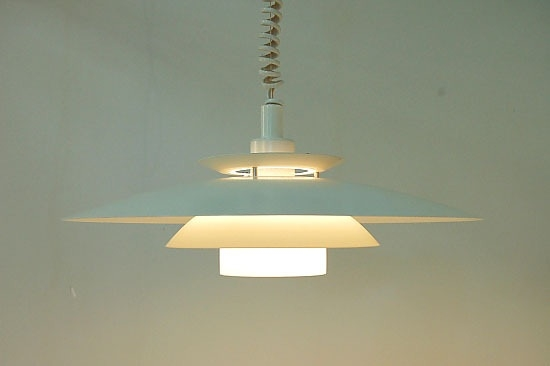 Stunning Premium 1960s Pendant Lights Throughout Danish Pendant Lamp From Form Light 1960s For Sale At Pamono (Image 19 of 25)