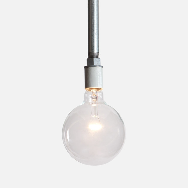 Stunning Premium Industrial Bare Bulb Pendant Lights Throughout Hanging Light Bulb Bare Bulb Pendant Light Industrial Pendant (Image 25 of 25)