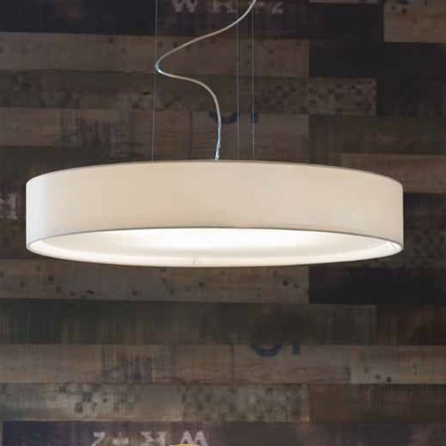 Next Tech Lighting: Oversized Drum Pendant Lights