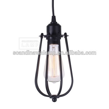 Stunning Top Bare Bulb Filament Pendants Within Wholesale Historic Factory Bare Bulb Filament Triple Pendant Lamp (View 18 of 25)