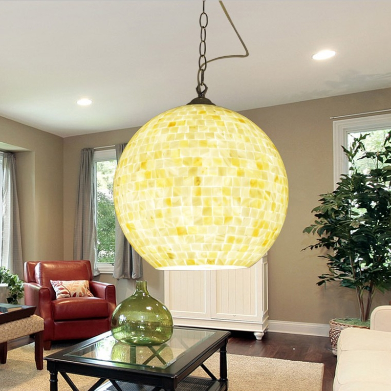 Stunning Top Shell Light Shades Pendants With Regard To Popular Shell Lamp Shade Buy Cheap Shell Lamp Shade Lots From (View 17 of 25)