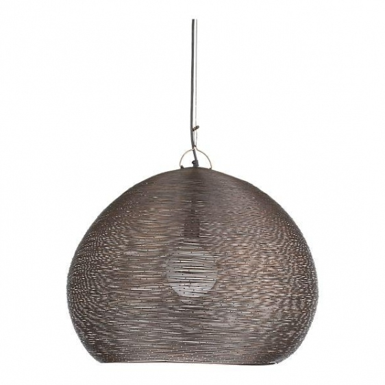 Stunning Trendy Crate And Barrel Pendant Lights Intended For Harlowe Wire Pendant Pottery Barn With Regard To Picturesque Crate (Image 20 of 25)