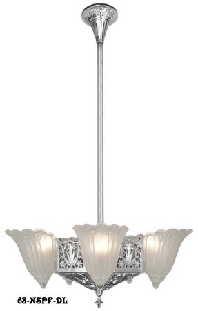 Stunning Trendy Fleur De Lis Light Fixtures In Vintage Hardware Lighting (Image 21 of 25)