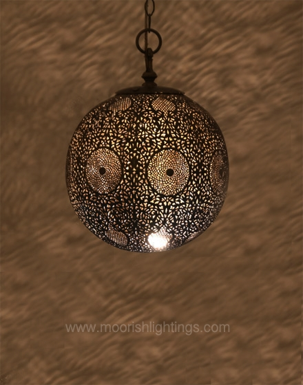 Stunning Trendy Moroccan Punched Metal Pendant Lights With Punched Tin Lights Pierced Tin Lamps Moroccan Lamps Wholesale (View 14 of 25)