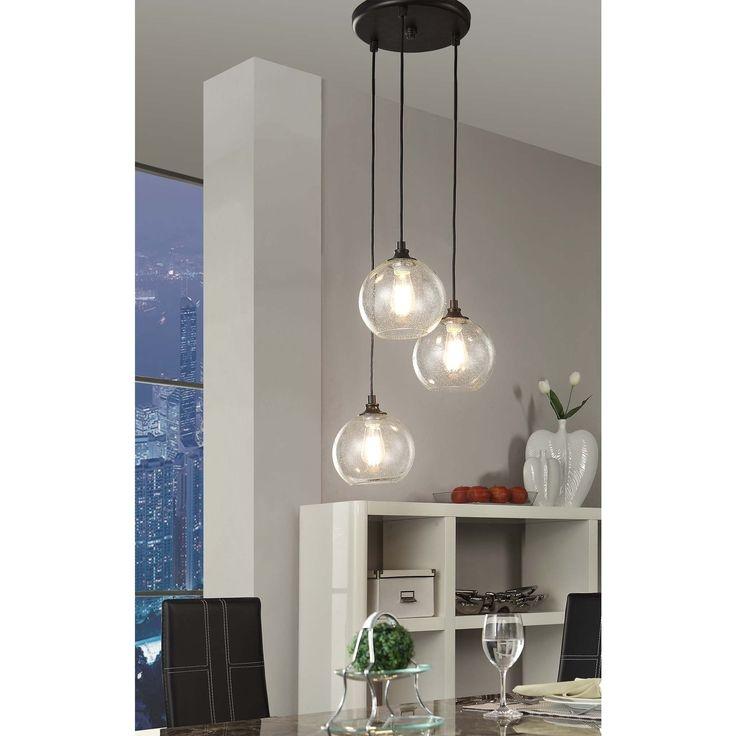 Stunning Trendy Three Pendant Lights Intended For 50 Best Edison Lighting Images On Pinterest (Image 20 of 25)