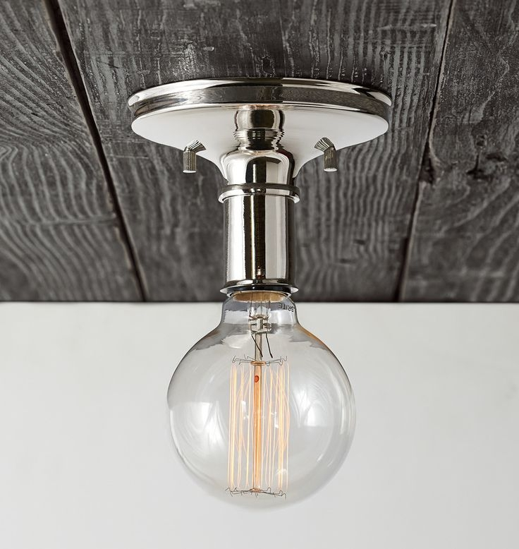Stunning Unique Bare Bulb Filament Pendants Polished Nickel With Regard To 100 Best Lighting Images On Pinterest (Image 24 of 25)