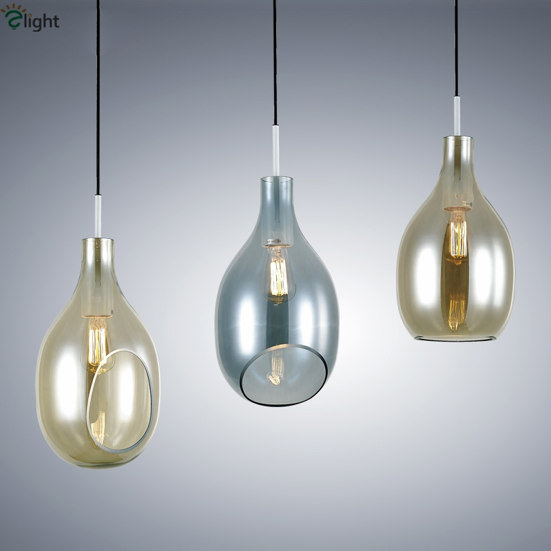 Stunning Unique Hand Blown Glass Pendant Lights Inside Online Get Cheap Hand Blown Glass Pendant Lights Aliexpress (Image 21 of 25)
