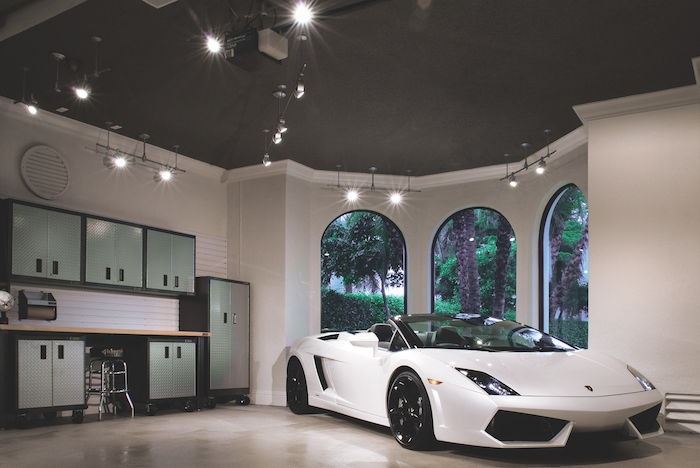 Stunning Unique Luxury Track Lighting With Regard To 11 Spectacular Examples Of Modern Garage Lighting Pegasus (View 19 of 25)