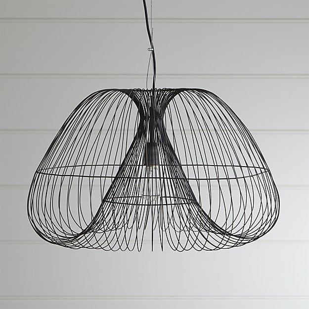 Stunning Variety Of Crate And Barrel Pendant Lights In Cosmo Pendant Light Crate And Barrel (Image 21 of 25)