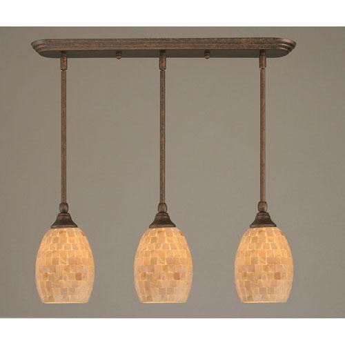 Stunning Wellknown 3 Light Pendants For Brilliant Mini Pendant Light Fixtures Mini Pendant Lighting Bronze (Image 22 of 25)